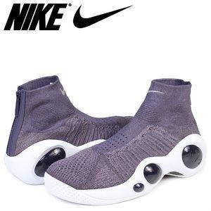 NIKE Flight Bonafide Jason Kidd Dark Raisin Shoes